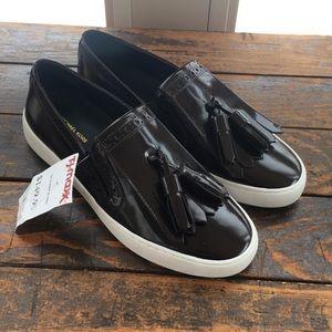 NWT Michael Kors Brown Loafers
